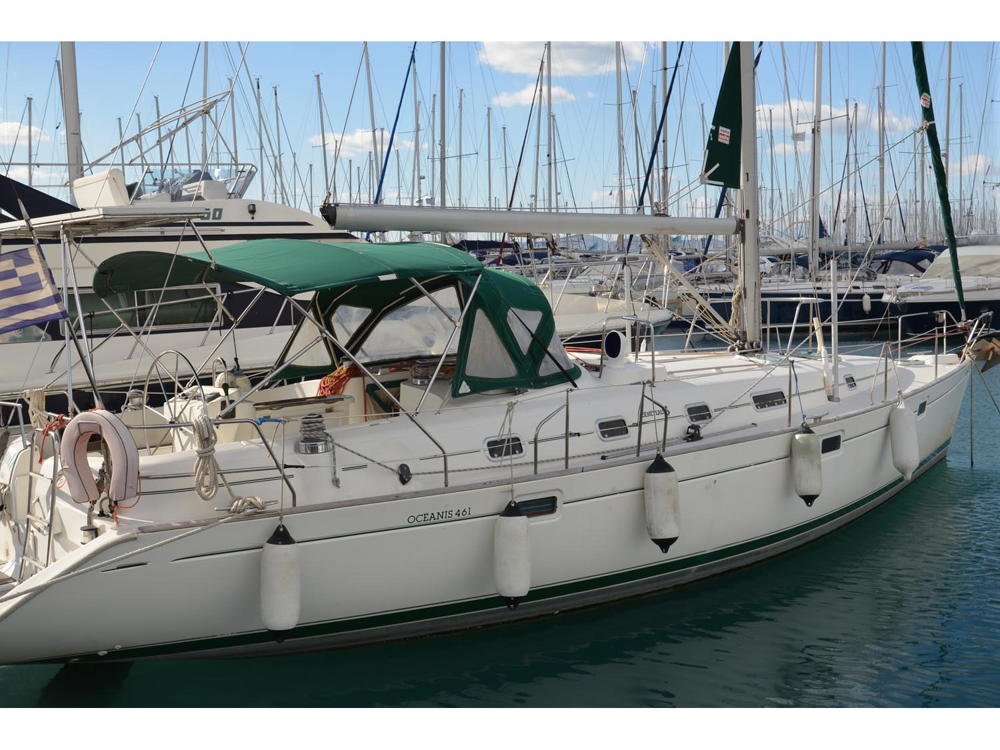 Oceanis 461 (sea memo) Main image - 0