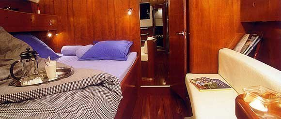 Beneteau First 47.7 (WINDSONG) Interior image - 7