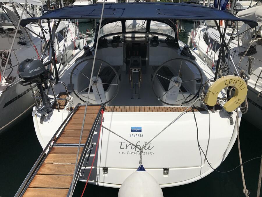 Bavaria Cruiser 41 (S/Y Erifyli) Main image - 0