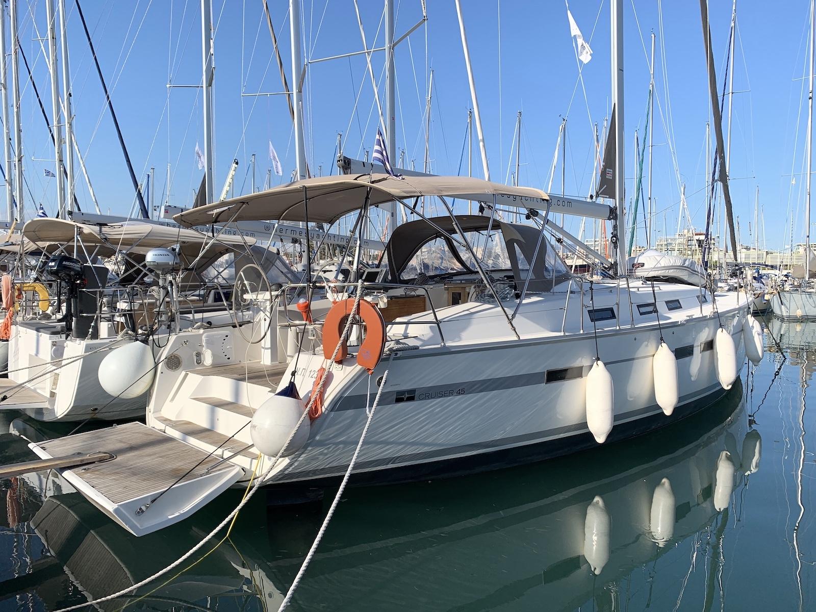 Bavaria Cruiser 45  (Nireas)  - 12