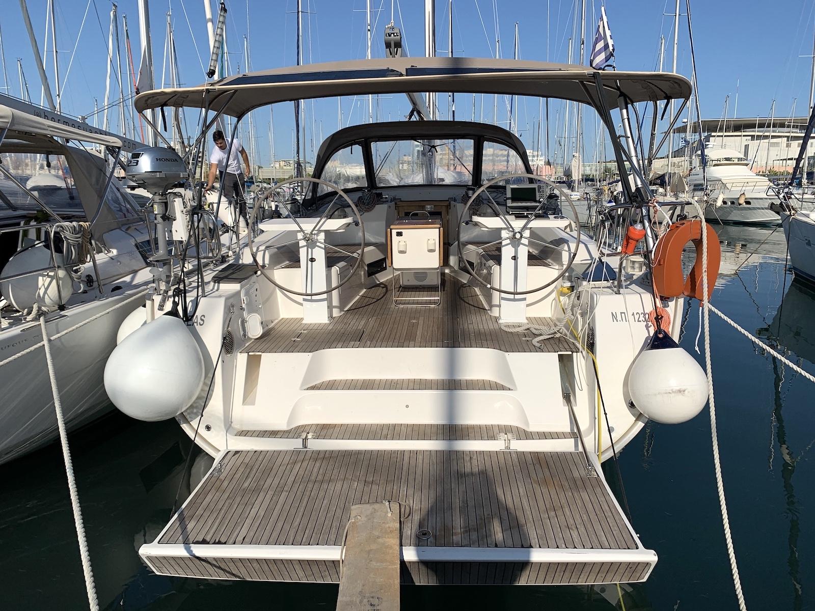 Bavaria Cruiser 45  (Nireas)  - 4