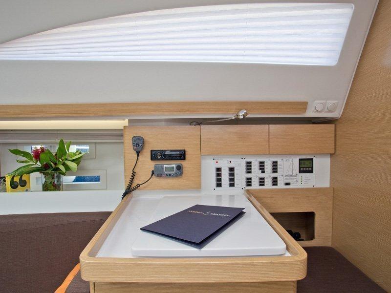 Elan 444 Impression (ANDRIJA) interior - 4