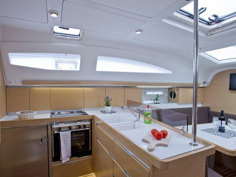 Elan 444 Impression (ANDRIJA) interior - 3