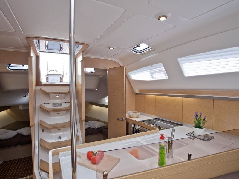 Elan 444 Impression (ANDRIJA) interior - 14