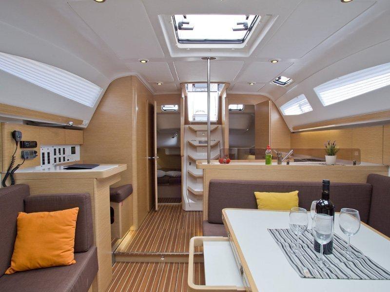 Elan 444 Impression (ANDRIJA) interior - 8