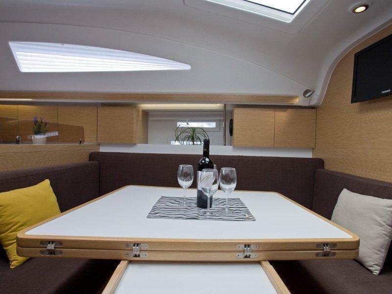 Elan 444 Impression (ANDRIJA) interior - 7