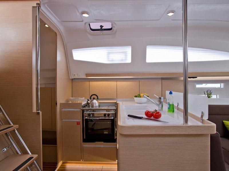 Elan 40 Impression (SILENTE) interior - 14