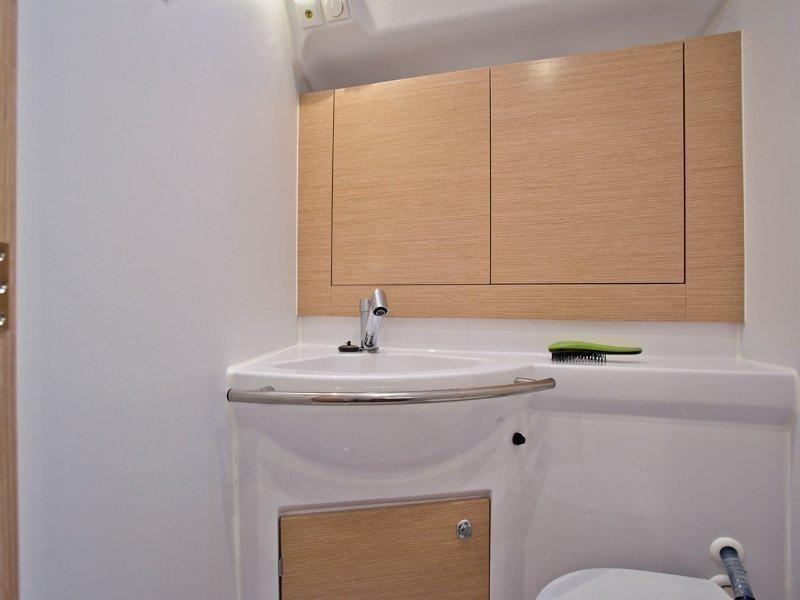 Elan 40 Impression (SILENTE) interior - 11
