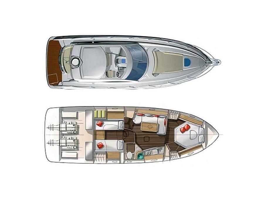 Beneteau Monte Carlo 37 ΗΤ (Hermes) Plan image - 14