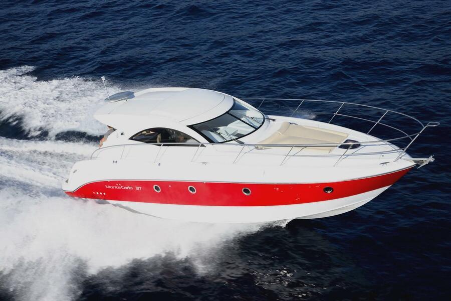 Beneteau Monte Carlo 37 ΗΤ (Hermes)  - 10