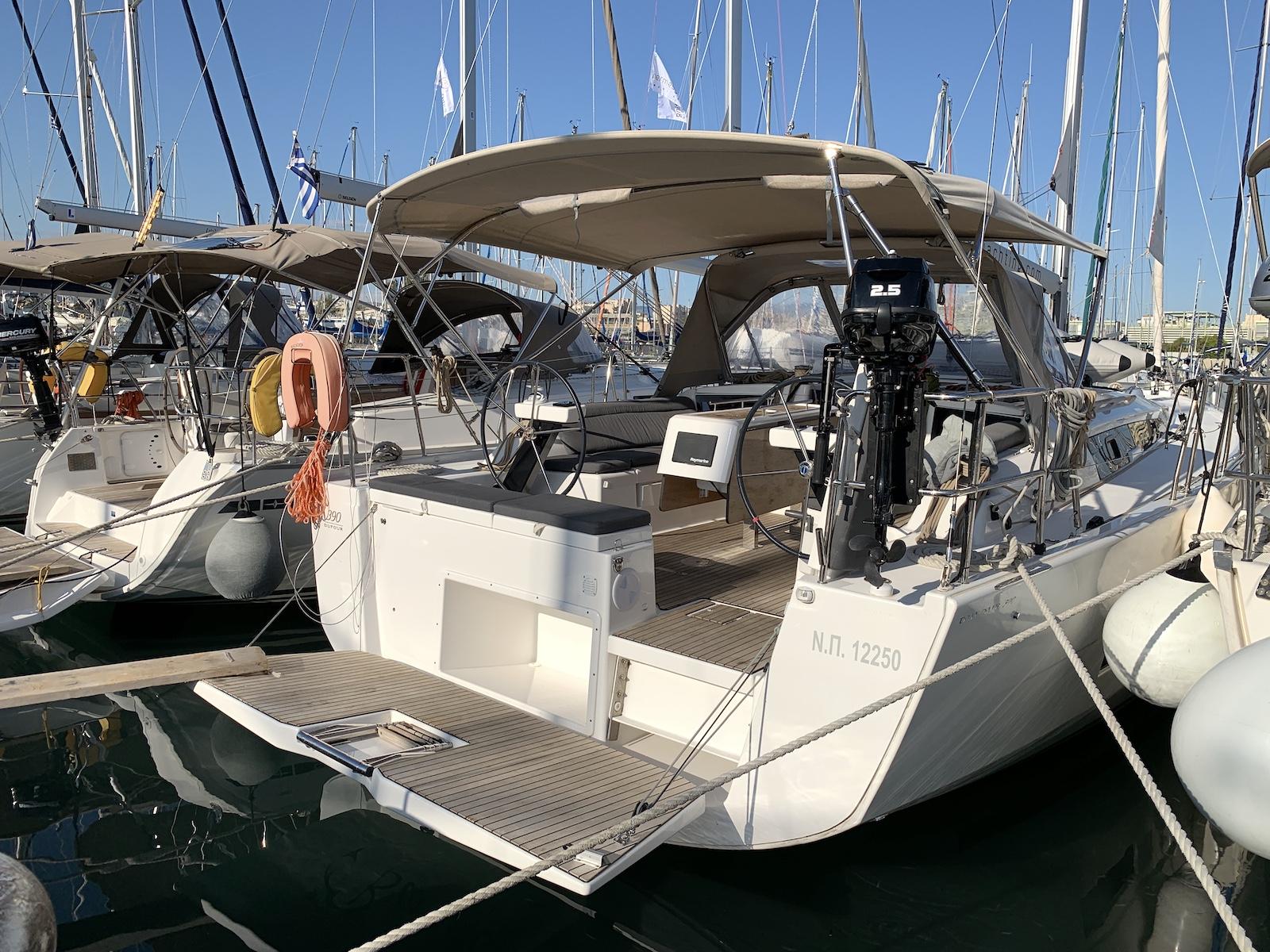 Dufour 390 Grand Large (Barracuda) Main image - 0