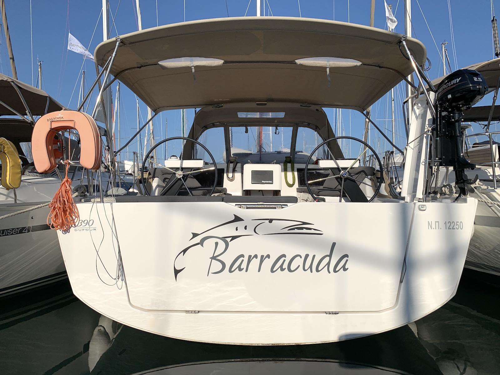 Dufour 390 Grand Large (Barracuda)  - 8