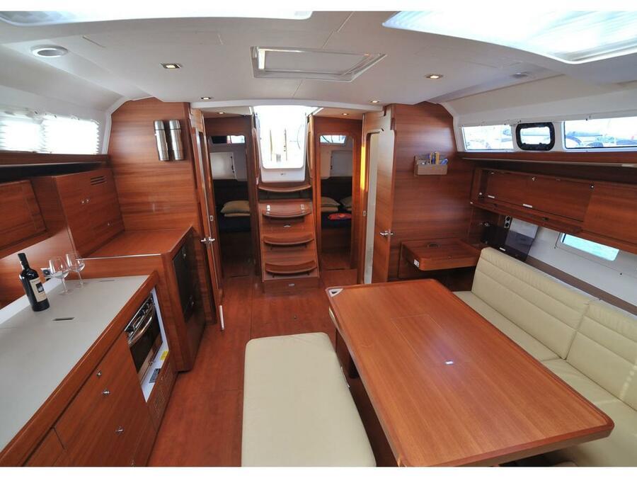 Dufour 460 Grand Large (4 cab) (Vanilla Sky) Interior image - 20