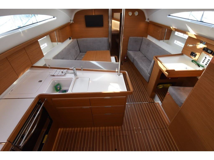 Elan 45 Impression (TWILIGHT ) Interior image - 12