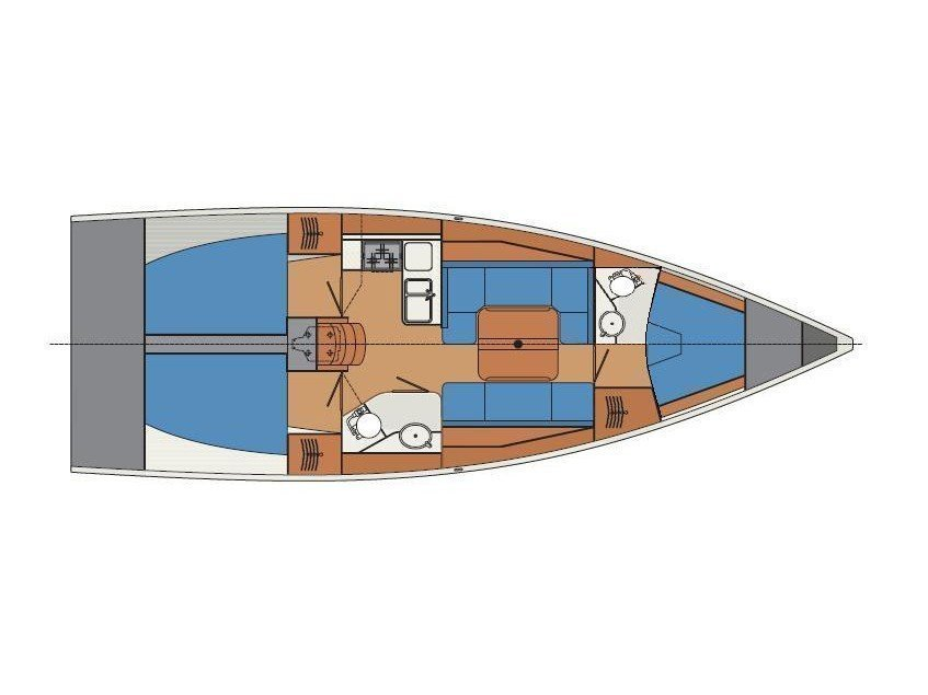 Cobra 38 (TEUTA Outboard Included) Plan image - 27