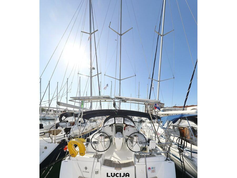 Sun Odyssey 39i (Lucija) Main image - 0