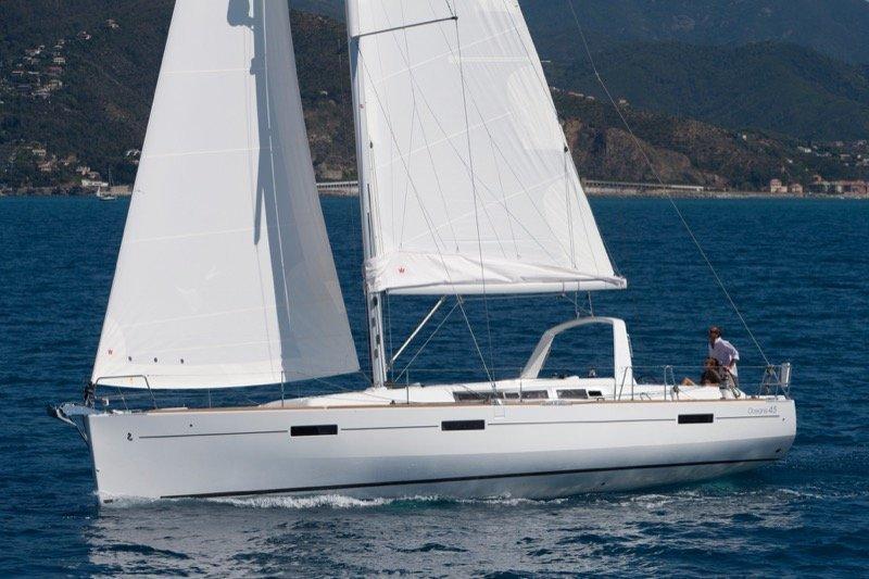 Oceanis 45 (Mizzica)  - 2