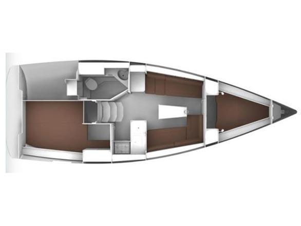 Bavaria Cruiser 34 (Little Joe) Plan image - 7