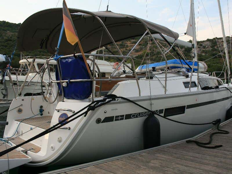 Bavaria Cruiser 34 (Little Joe)  - 3