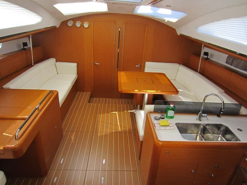 Sun Odyssey 50DS (Bonaca) Salon - 3