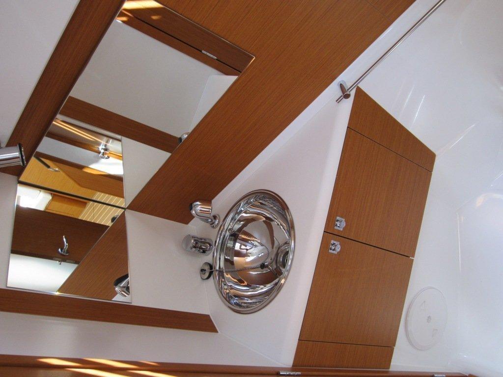 Sun Odyssey 50DS (Bonaca) Toilette - 6