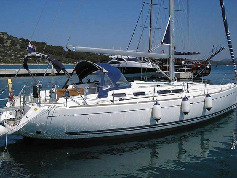 Dufour 455/3cab./RM (Sea Pearl) Main image - 0