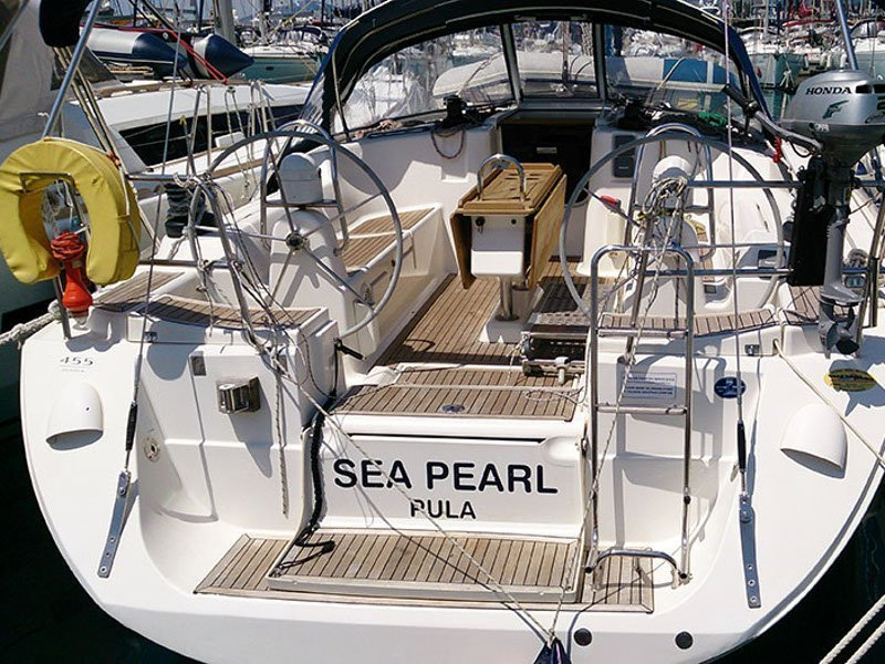 Dufour 455/3cab./RM (Sea Pearl) exterior - 3