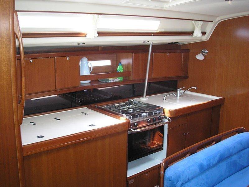Dufour 455/3cab./RM (Sea Pearl) interior - 1