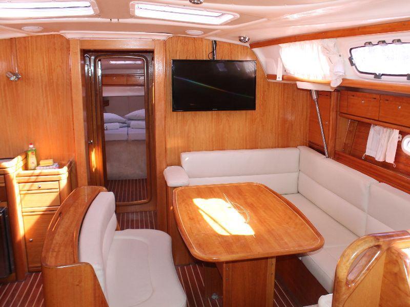 Bavaria 46 Cruiser Veritas edition (jono) Interior image - 12