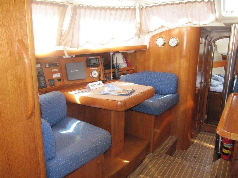 Sun Odyssey 43DS (Angora) interior - 11
