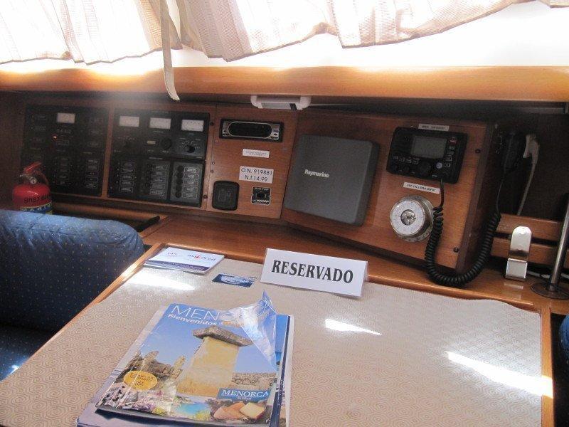 Sun Odyssey 43DS (Angora) interior - 3
