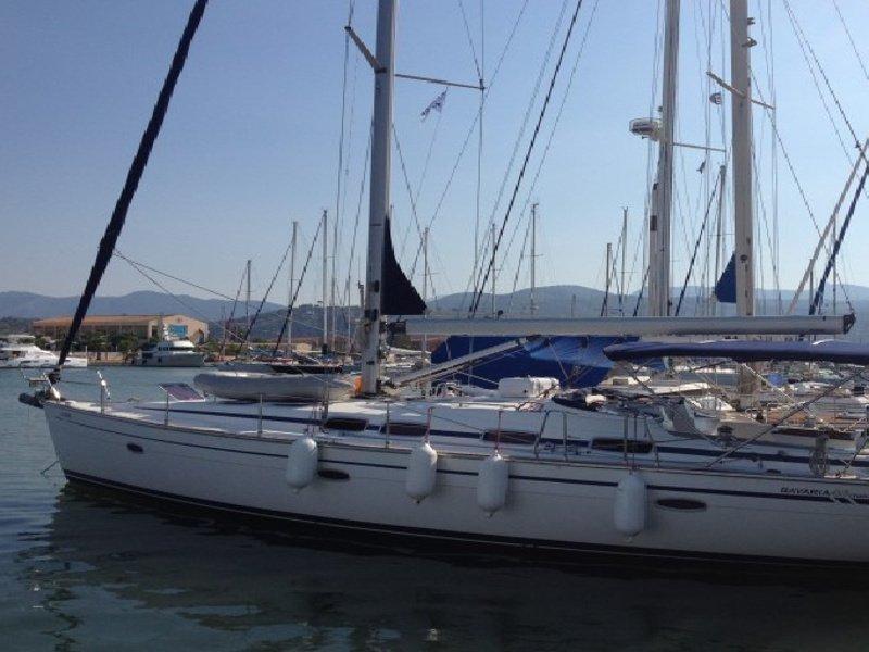 Sailing yacht Sun Odyssey 449 for bareboat charter in