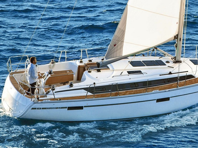Bavaria Cruiser 37 (2) (Spagi & Lidi) Main image - 0