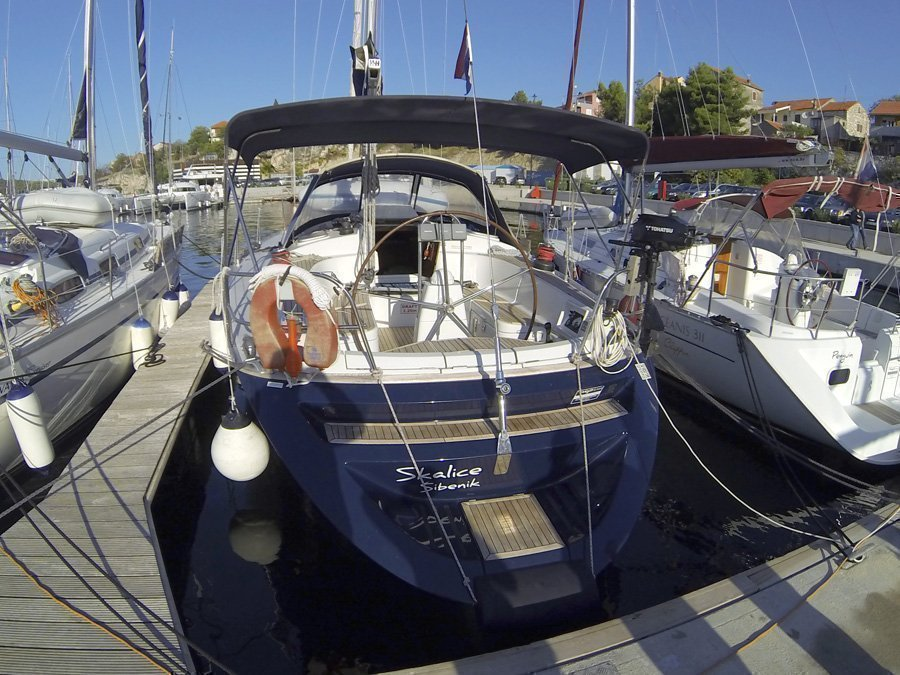 Grand Soleil 43 (Skalice (Sails 2016, Bowthruster))  - 14