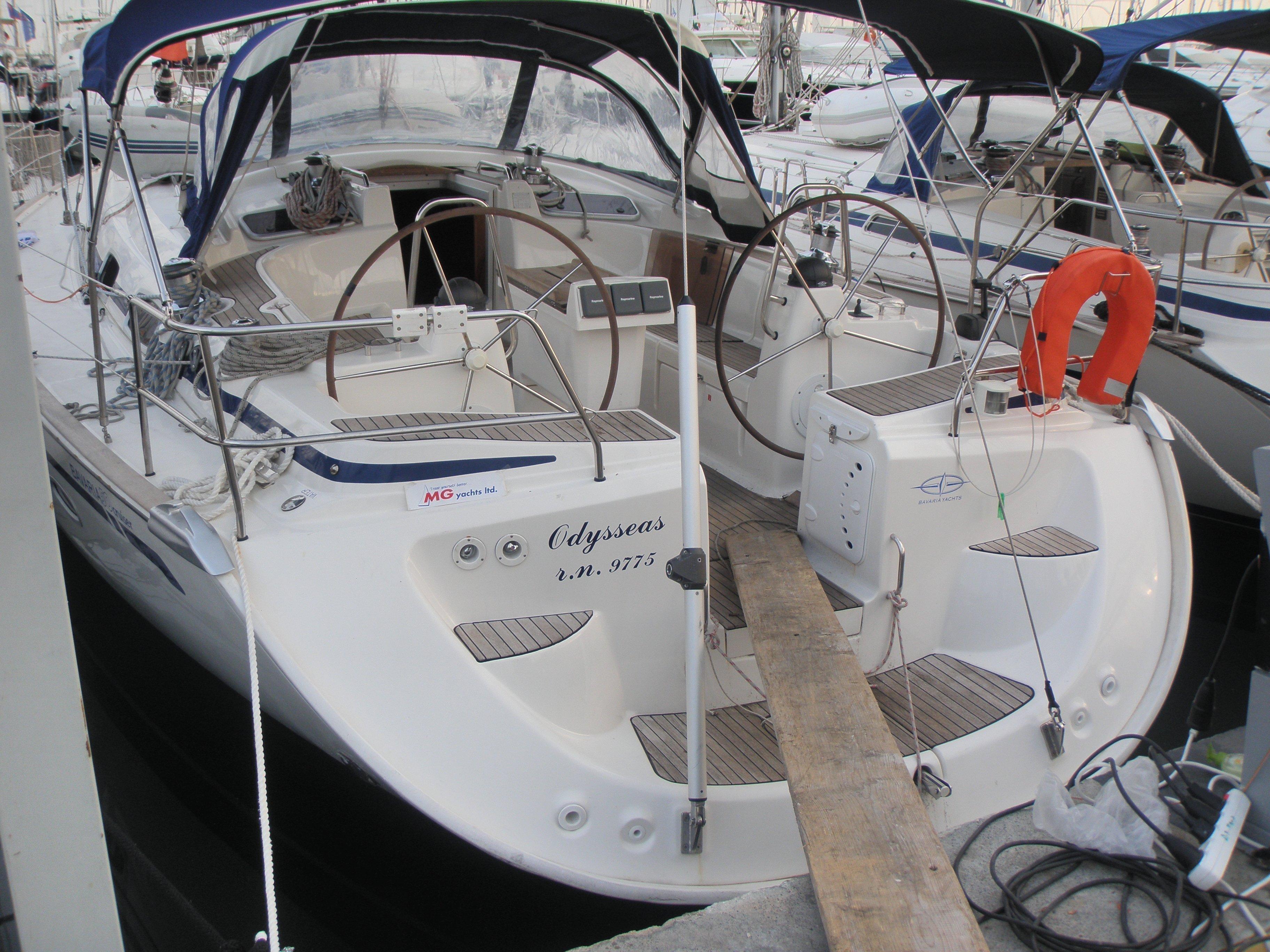 Bavaria 50 Cruiser (Odysseas) Main image - 0