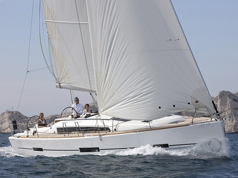 Dufour 412 GL (Barone - BT) exterior - 4