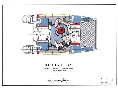 Belize 43 (Artemis) Plan image - 1