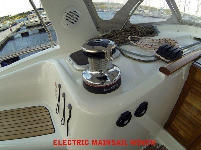 Oceanis 50 (Pika II (Bowthruster, Sails 2020, AC + generator)) Oceanis 50 - 19