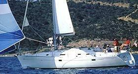 Oceanis 38.1 (Galatea) Main image - 18