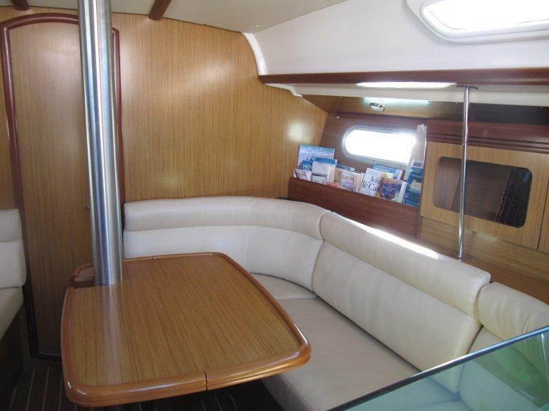 Sun Odyssey 36i (Indulgence) interior - 4