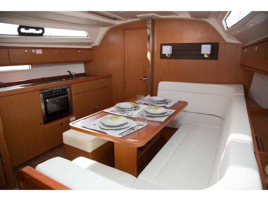 Bavaria Cruiser 41 (Ipanema) Plan image - 2