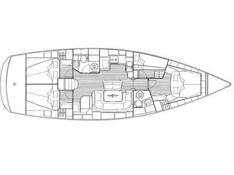Bavaria 46 Cr (Merope) Plan image - 7