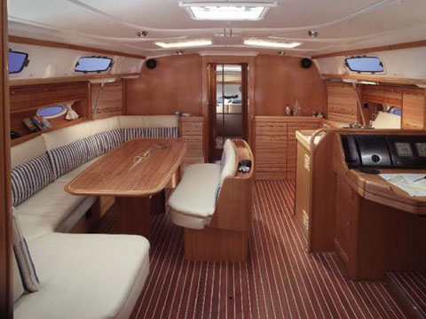 Bavaria 50 Cr (Sirius) Interior image - 18