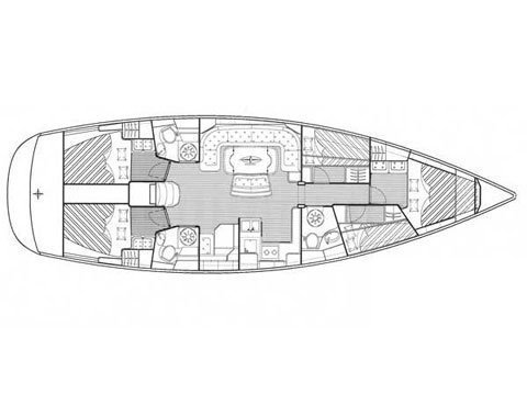 Bavaria 50 Cr (Sirius) Plan image - 16