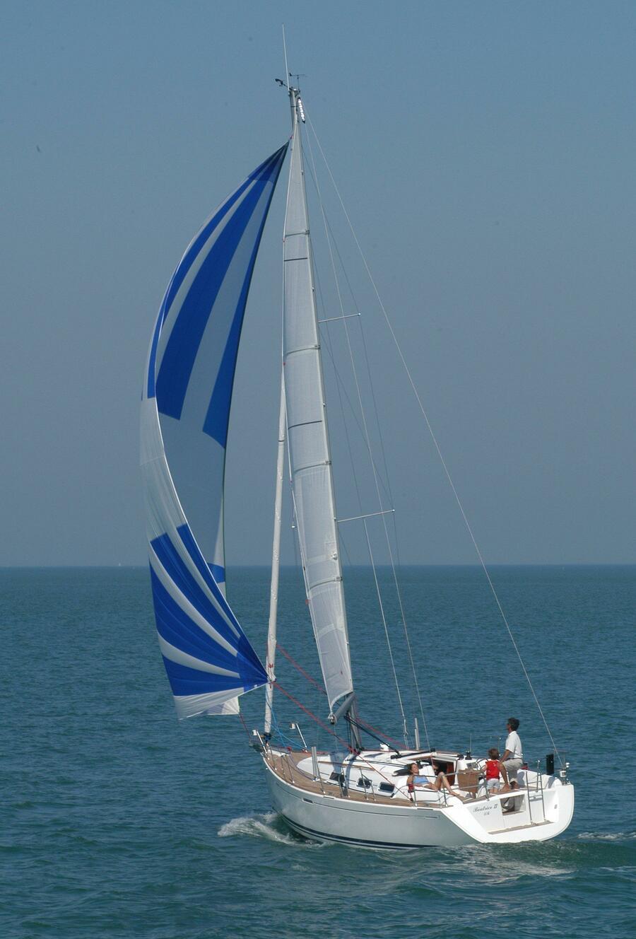 Dufour 365 (Sea Bird)  - 9