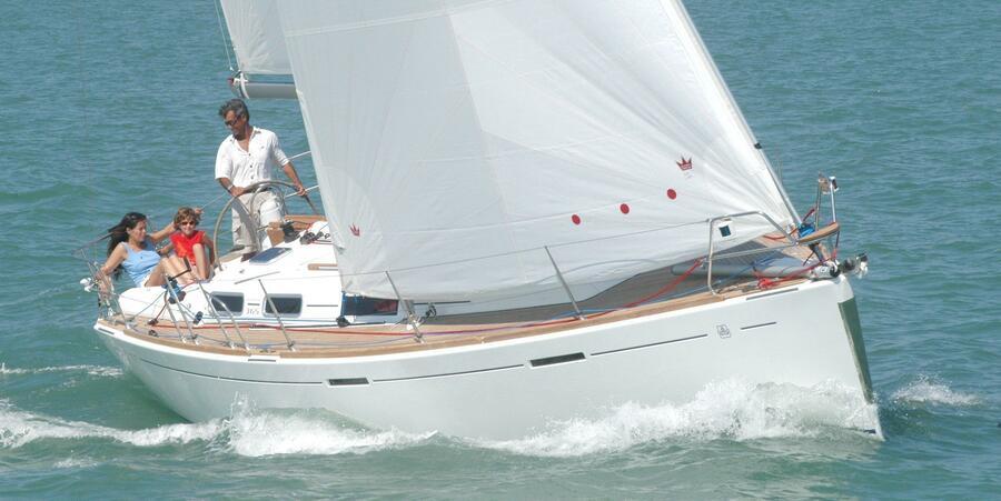 Dufour 365 (Sea Bird)  - 6