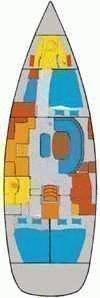 Nautitech 441 (Euphoria) Plan image - 4