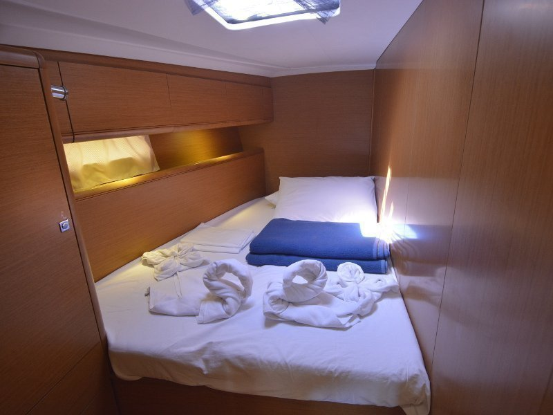 Jeanneau 53 (Žan) interior - 14