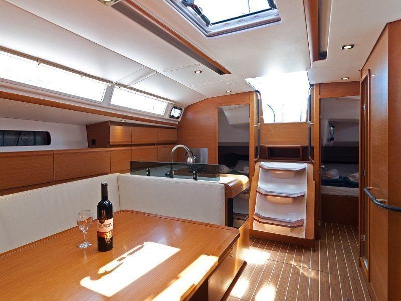 Sun Odyssey 439 (Sun Kiss) interior - 8