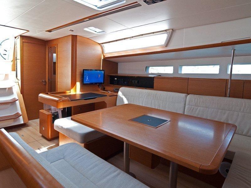 Sun Odyssey 509 (Aqua Kiss ) interior - 6